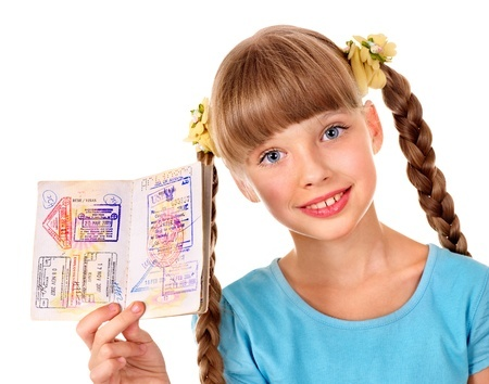 How to get Child Passport