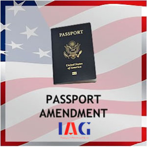 Passport Amendment